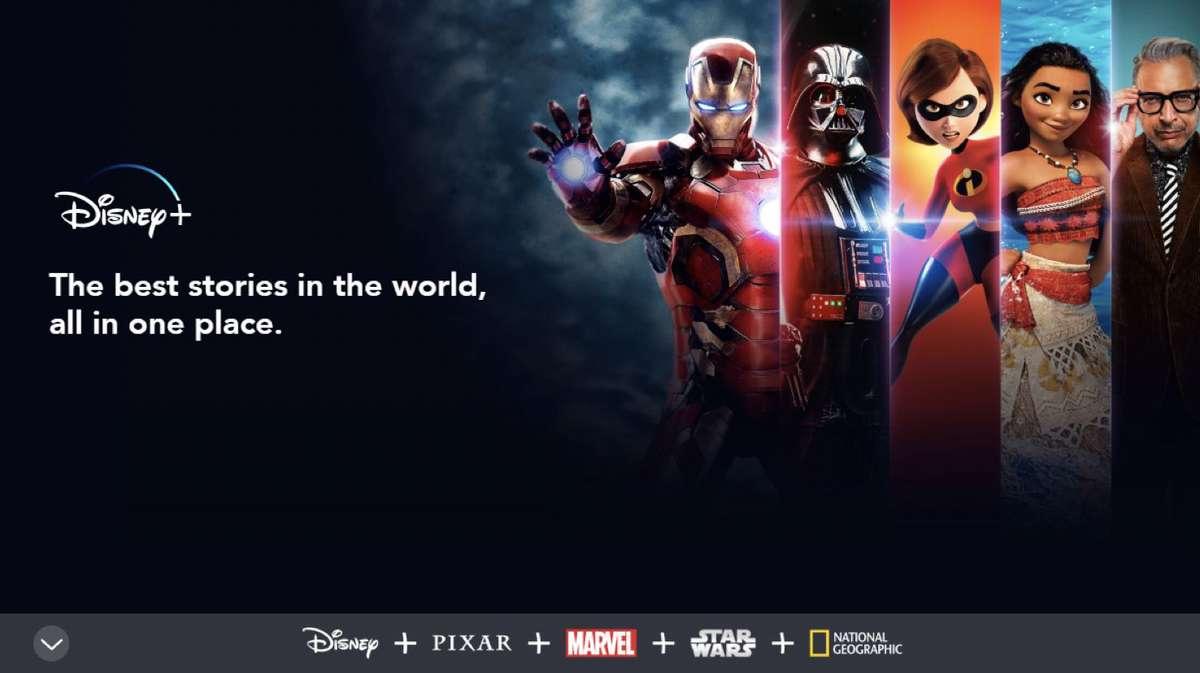 Hur man tittar på Disney Plus var som helst i världen