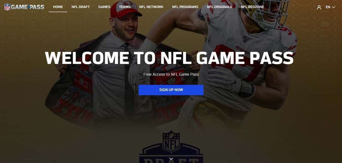 Hur man tittar NFL Game Pass utan blackout