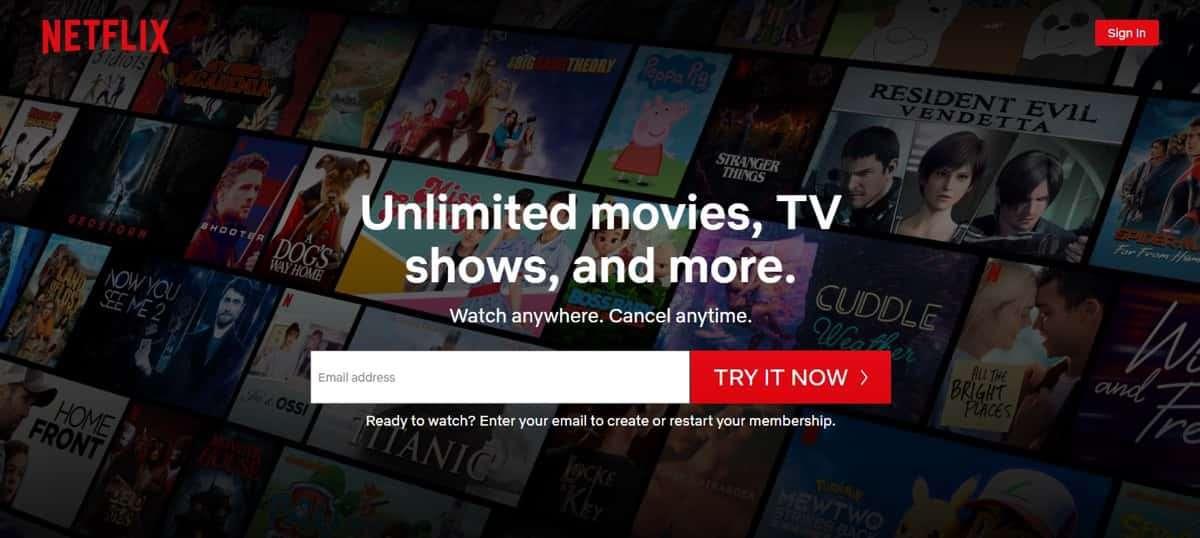 Så här tittar du på amerikanska Netflix utanför USA